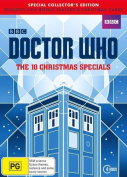 Doctor Who 10 Christmas Specials [Region 4]