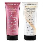 (2 PACK) Charles Worthington Straight & Smooth Shampoo 250ml & Charles Worthington Shine Booster Conditioner 250ml **Sold by Mary Jane & Despatched within Double Wall Box**
