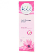 6 x Veet Hair Removal Cream Jasmine Fragrance 100ml