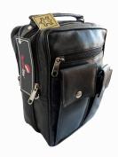 Mens Mans Travel Utility Bags Leather Shoulder Man Bag Holster RL504KS