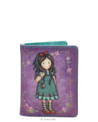 Gorjuss Pulling On Your Heart Strings Travelcard Holder 2 Transparent Pockets 8x10cms Santoro