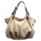 Kaylena Womens Water Resistant Top Handle Bag[2way]