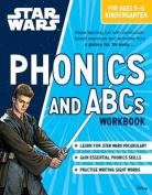 Star Wars Workbooks - Kindergarten Phonics and ABCs