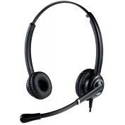 Ultra Noise Cancelling telephone headset Ezlight TOP duo