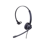 Ezlight Pro MW wideband headset with N.C. microphone