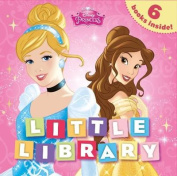 Disney Princess Little Library [Board book]