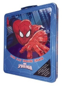 Marvel Spider-Man Read Play Imagine Create Deluxe Tin