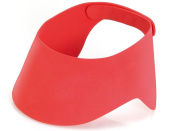 Reer 72383 - Adjustable Shampoo Protection Cap - Red