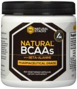 Natural Stacks Natural Bcaas With Beta-Alanine
