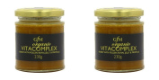 (2 PACK) - Gfm Vitacomplex - Honey Pollen Royal Jelly & Propolis| 230 g |2 PACK - SUPER SAVER - SAVE MONEY