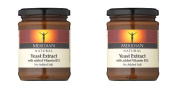(2 PACK) - Meridian Natural Yeast Extract (Added Vitamin B12)| 340 g |2 PACK - SUPER SAVER - SAVE MONEY