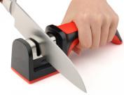 SunrisePro 2 Stages Knife Sharpener - No.1 Choice of Master Chefs