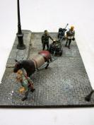 1/35 Scale Diorama Base No.3 - Dimensions 198mm x 150mm