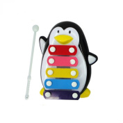 Tonsee® Baby Kid 5-Note Xylophone Musical Toys Wisdom Development Penguin