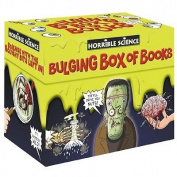 $272.95 / Horrible Science Bulging Box of Books 20 Pcs Box Set Paperbacks By Nick Arnold / EXPRESS COURIER FROM SYDNEY WITH DHL OR FEDEX