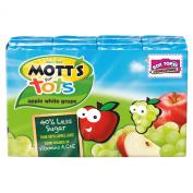 Mott's for Tots Apple White Grape, 200ml boxes