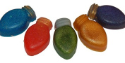 Set of Christmas Light Soaps. Guest Size, By Diva Stuff