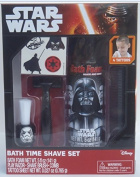 Star Wars Bath Time Play Shave Set