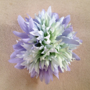 New Small Mum Artificial Flower Hair Clip/Pin Brooch