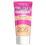 COVERGIRL Ready Set Gorgeous Fresh Complexion Oil Free Foundation