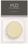 MUD Yellow Light Cream Highlight Refill 3.5 g