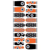 Winstonia Designer Nail Wrap - All Eyes Halloween