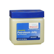 Walgreens Unscented Petroleum Jelly, 380ml