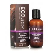 ECO. Body Coconut Body Oil Certified Organic, 95ml