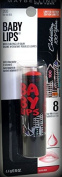 Maybelline Baby Lips 100 Year Anniversary Limited Edition Moisturising Lip Balm ~ # 200 Ra Ra Red ~ .440ml