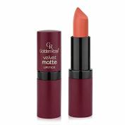 Golden Rose Velvet Matte Lipstick - 21 -Crusta Orange