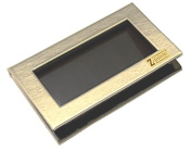 Z Palette Large - - Gold Faux Leather - Gift Ready!  [Special Edition]