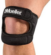 Mueller Maximum Strength Knee Support,Large/X-Large,Black