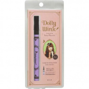Dolly Wink Koji Liquid Eyeliner, Dark Brown