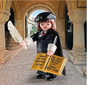 Playmobil 6099 - Martin Luther - - 500 Years of Reformation [Special Edition]