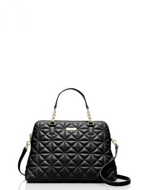Kate Spade Whitaker Place Small Rachelle Black Crossbody Handbag Purse