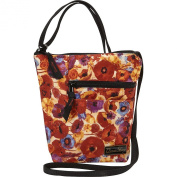 Donna Sharp Penny Bag, Poppy Field