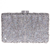 Fawziya® Hollow Out Envelope Clutch Bags For Women Rhinestone Clutch Evening Bag