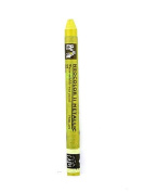Caran d'Ache Neocolor II Aquarelle Water Soluble Wax Pastels gold [PACK OF 10 ]