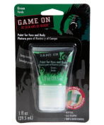 ilovetocreate Game on Be Seen & Be Heard Body Paint, 30ml, Green