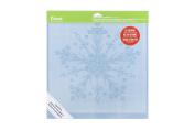 Cricut Snowflake Light Grip Cutting Mat, 30cm x 30cm