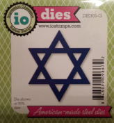 Star of David Steel Die for Scrapbooking