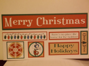 The Paper Patch *Christmas* Die Cut