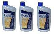 3 PACK Bona Pro Series Wt760051163 Hardwood Floor Refresher