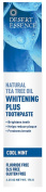 Whitening Plus Cool Mint Tea Tree Toothpastes 180ml