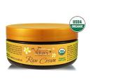 Vika's Essentials Raw Cream. Certified Organic