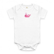 Baby Gifts for a Cause - Save the Whales Organic Shirt - 3-6 Months