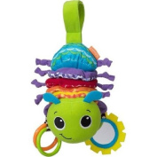 Infantino Hug and Tug Musical Bug - Encourages Reaching and Grabbing