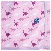 KicKee Pants Swaddling Blanket Lotus Plesiosaur