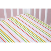 Zutano Elephantasia 5 Piece Crib Set, Multi-Coloured