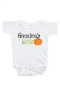 Custom Party Shop Baby Boy's Grandma's Little Pumpkin Onepiece